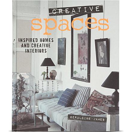 Creative Spaces $39.95