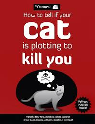 How to tell if your cat is plotting to kill you $19.95