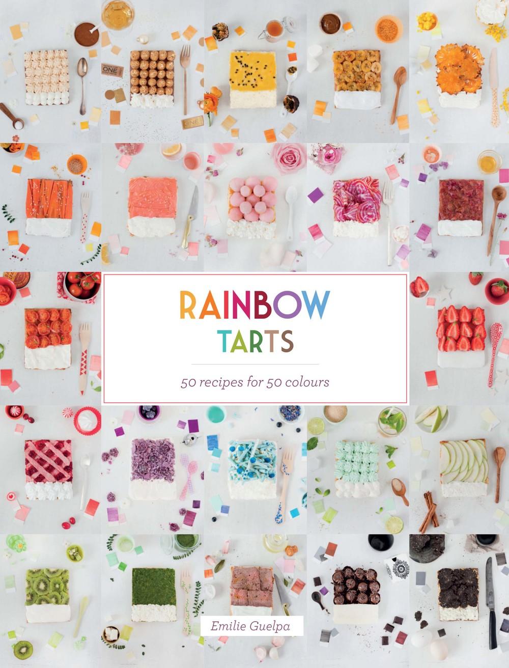 Rainbow Tarts $29.95