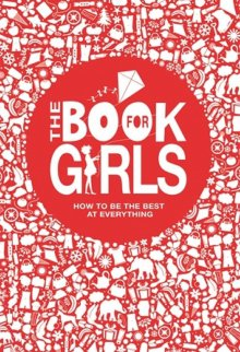 The Book for Girls $24.95