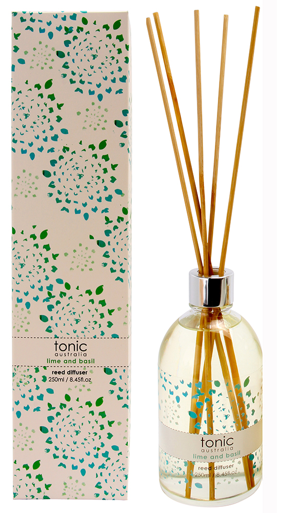Lime and Basil Reed Diffuser $39.95