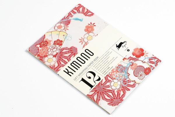 Wrapping Paper Book - Kimono $22.95
