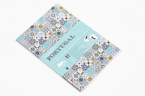 Wrapping Paper Book - Portugal $22.95