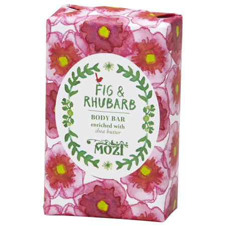 Fig and Rhubarb Soap $12.95