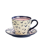 Cup and Saucer Pear $19.95