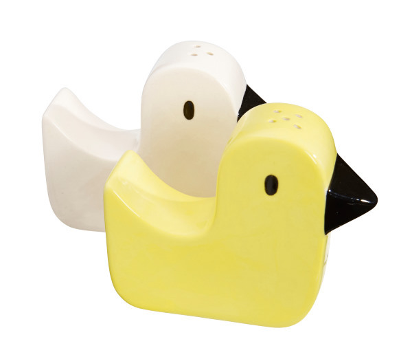 Salt and Pepper Duck Shakers $29.95