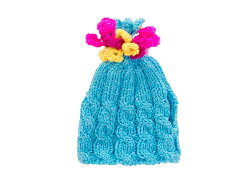 Tea Cosy - Blue Flower $24.95