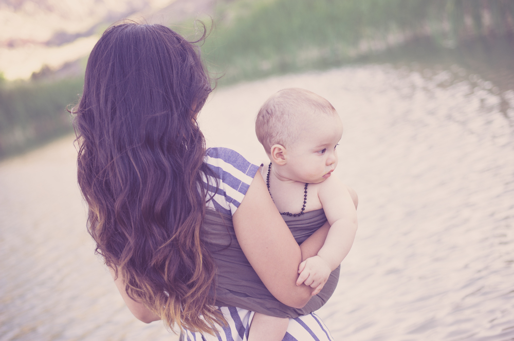 GERI, BABYWEARING JOURNEY