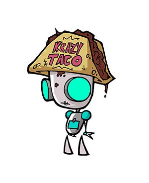 Crazy Taco GIR