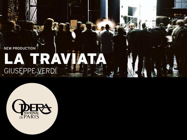 La traviata  atOpéra National de Paris