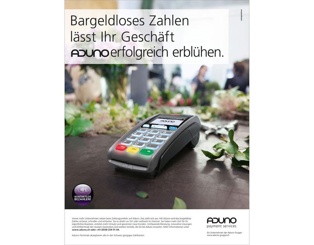 Aduno | metzgerlehner Zürich