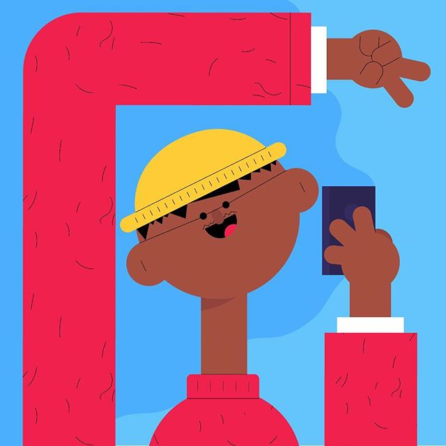 Cheese . . . #illustration #characterdesign #character #characterart #adobeillustrator #photoshop