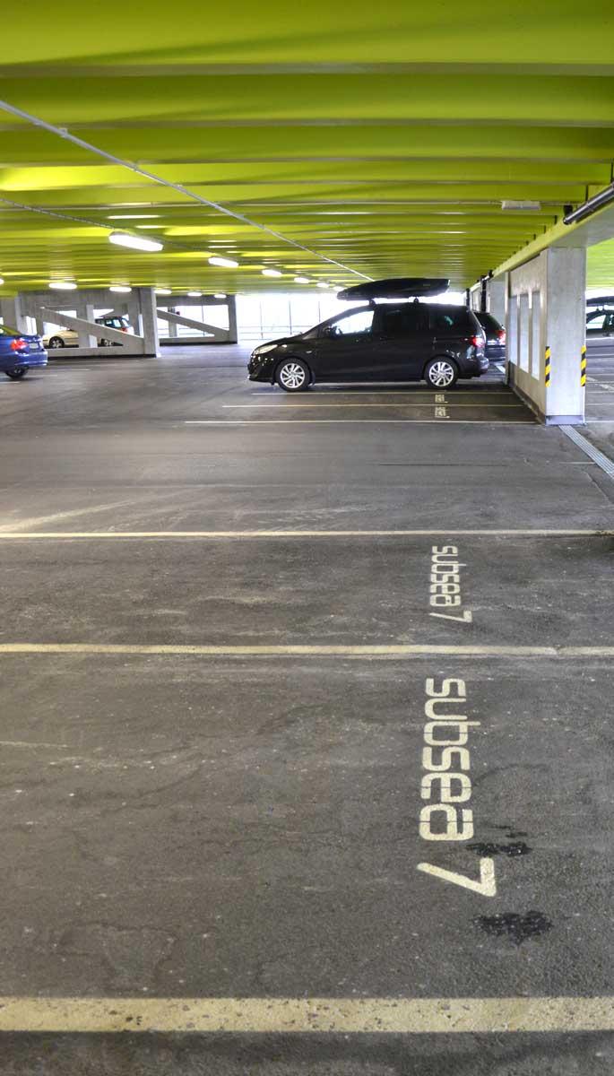 Forus Parkering tilbyr abonnementer for bedrifter