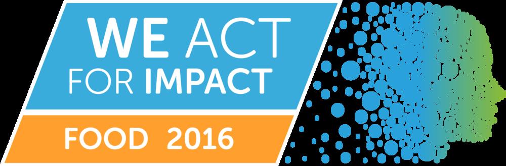 we act for impact logo energy