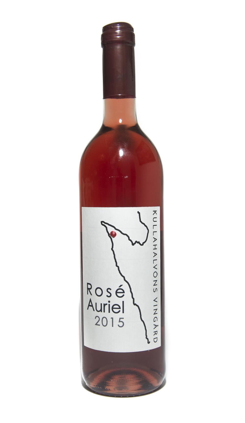 Rosé Auriel 2015