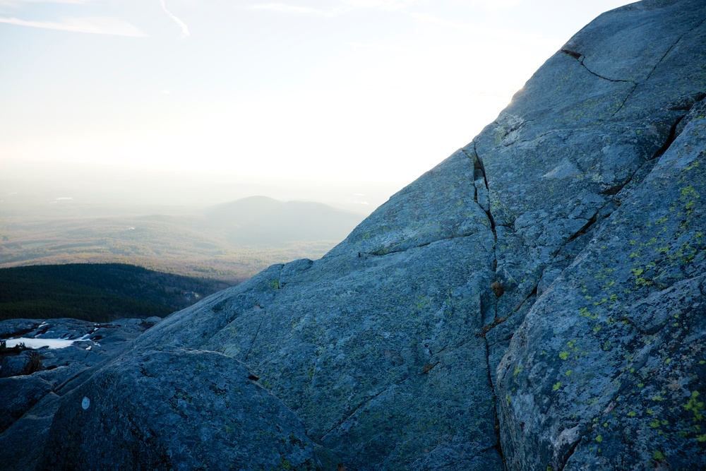 Mount Monadnock Winter Peak