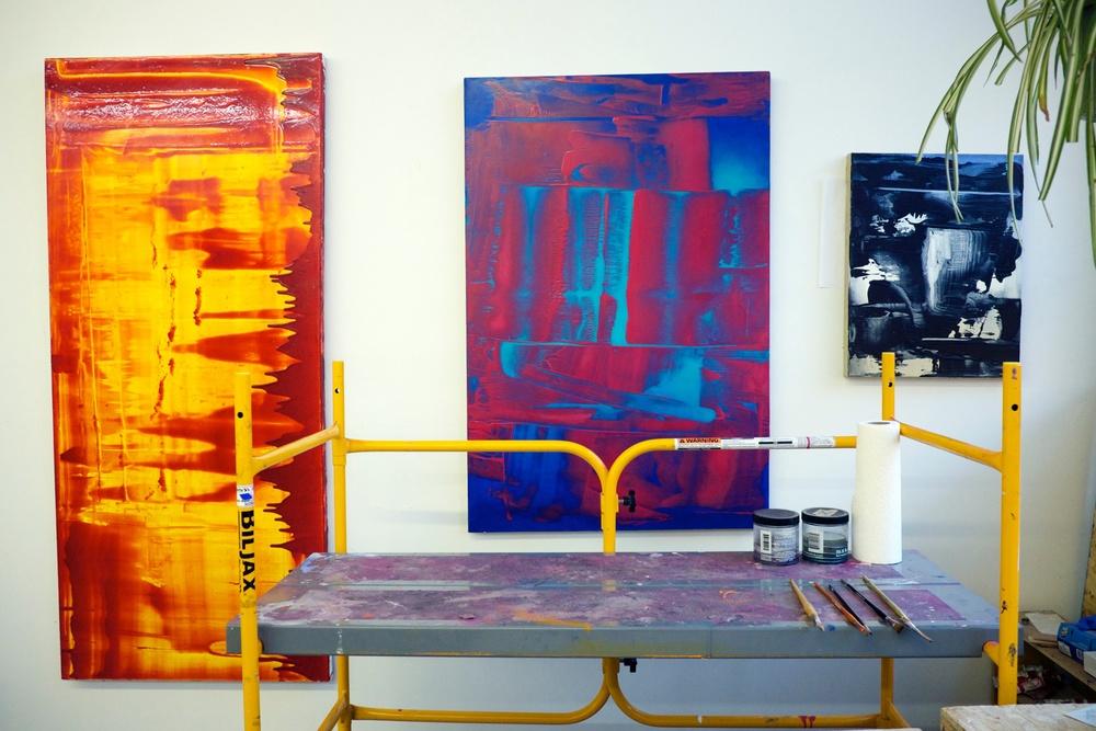 Chris Willcox Paintings 3