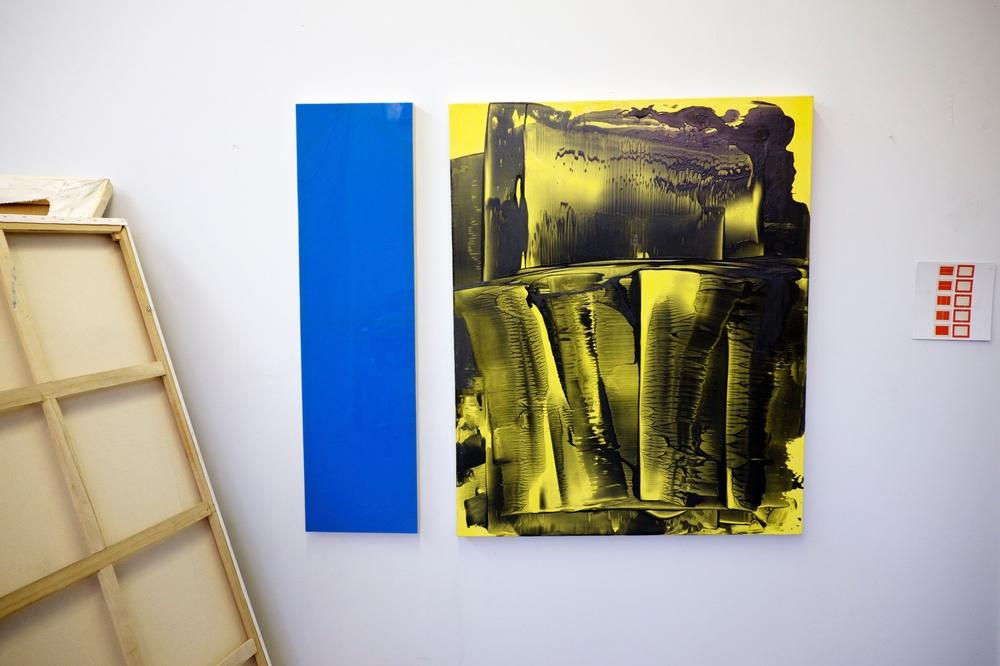 Chris Willcox Painting 2