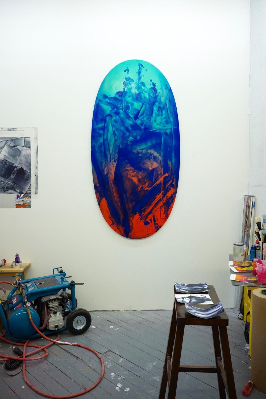 Chris Willcox Painting 1