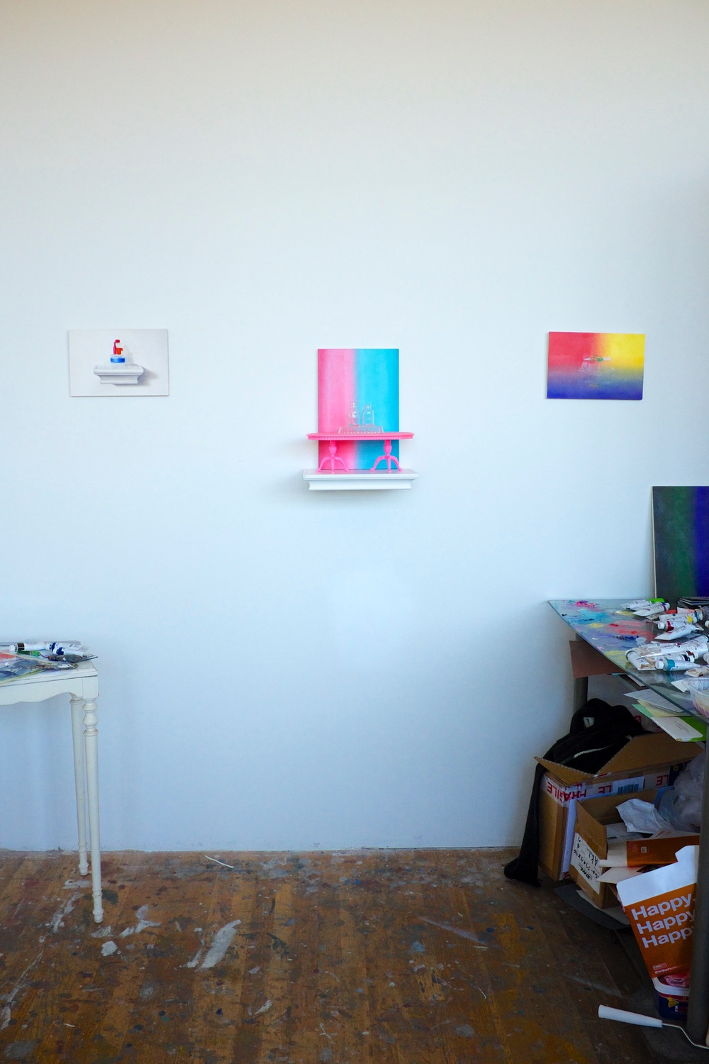 Emily Hartley-Skudder Studio Corner