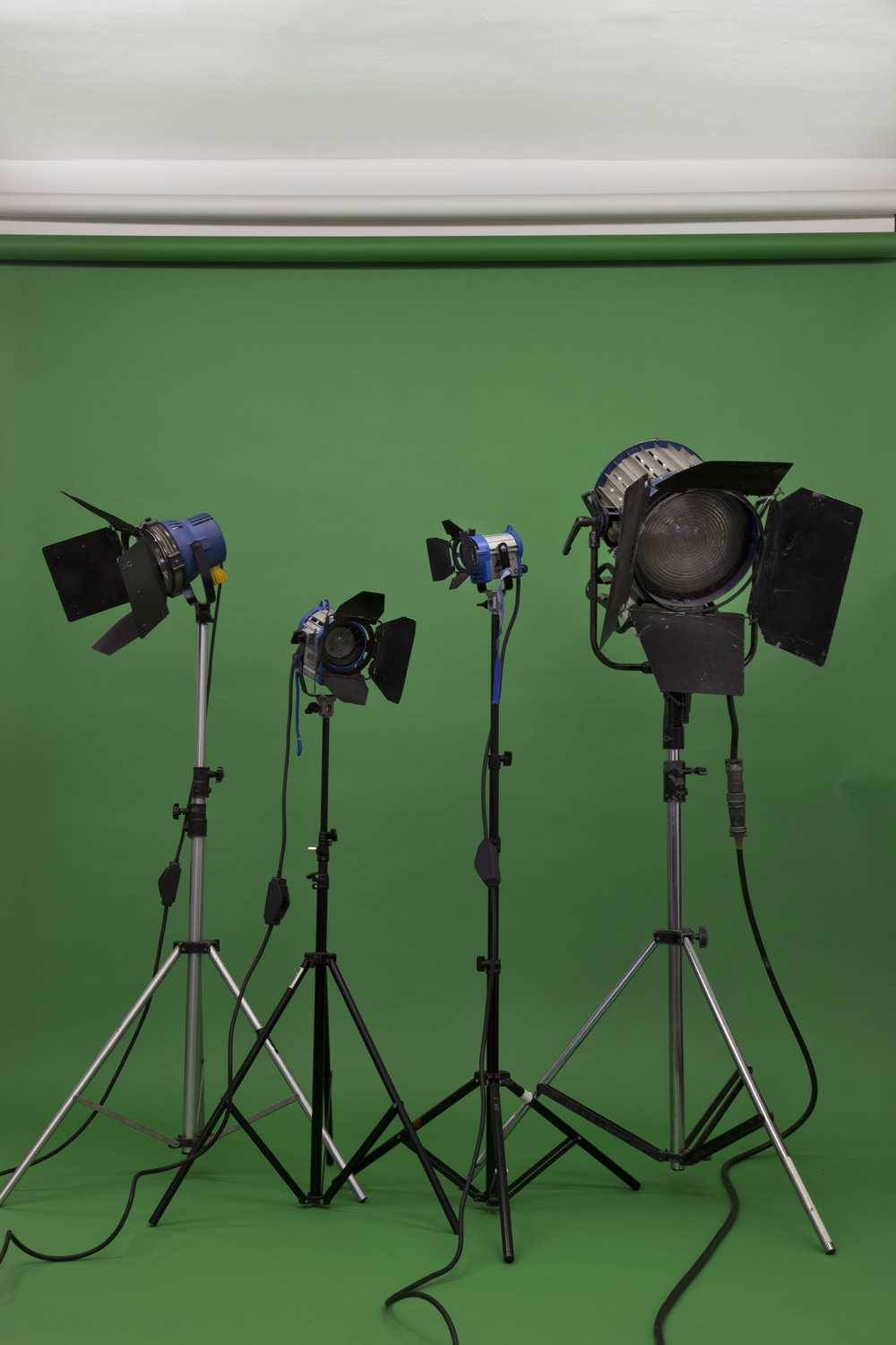 Film and video lights