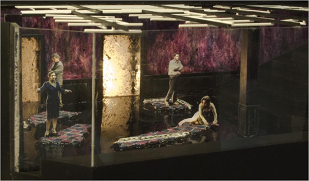 exhibition model, 2004