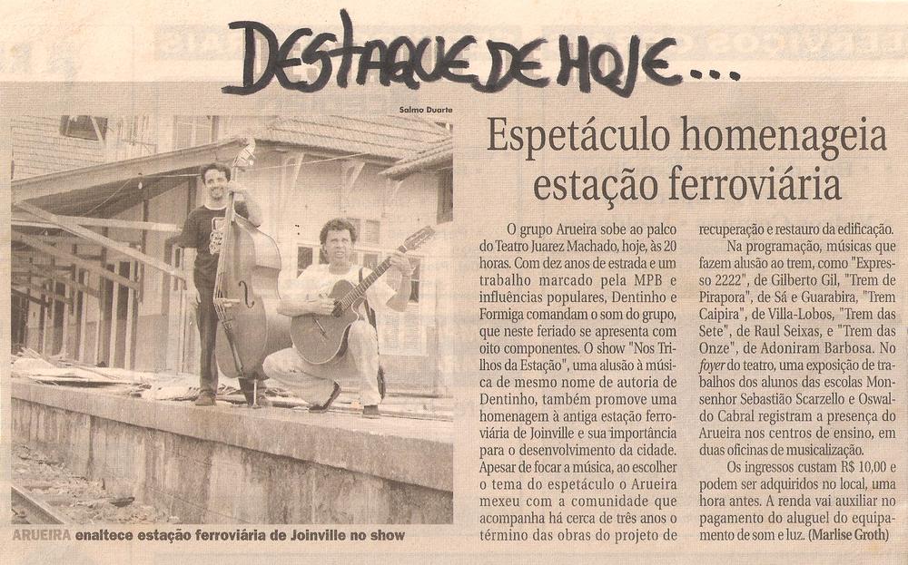 A Notícia - setembro 2005