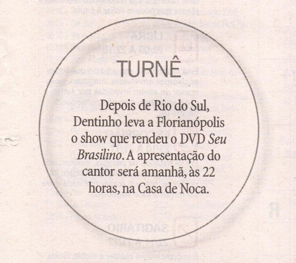 A Notícia - agosto 2013