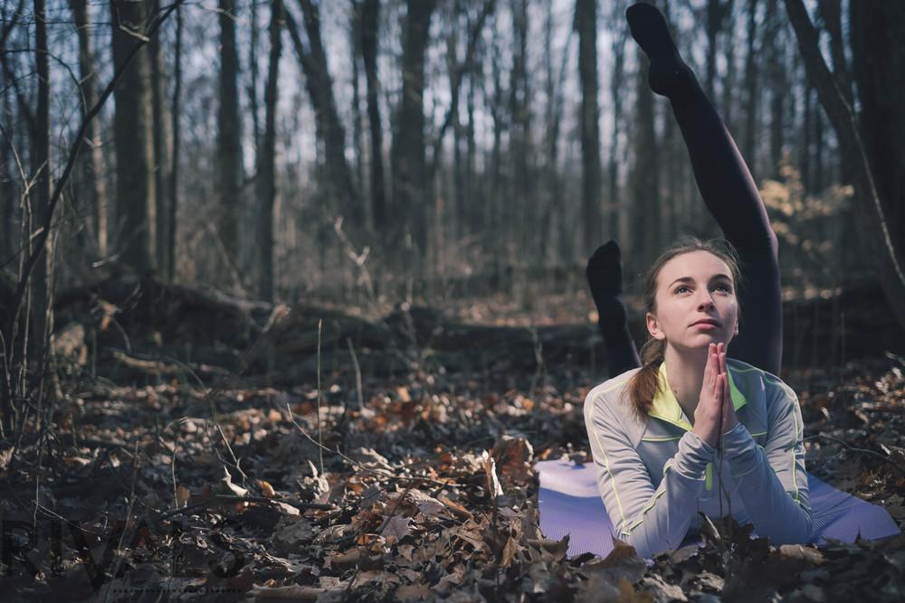 Olga Goysan, River Bends Park | Edited in Lightroom 5
