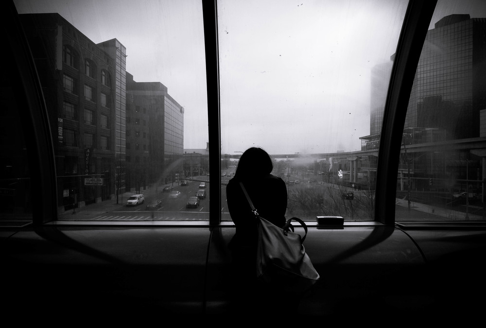 KeenanRIVALS Street Photography Adela Downtown Detroit Millender