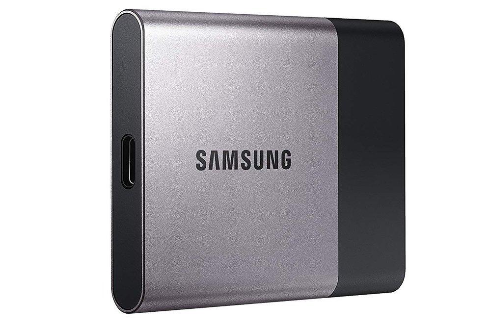Samsung T3 256GB SSD