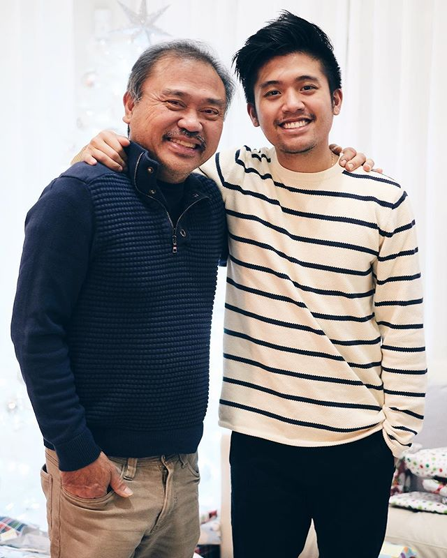 I honestly owe this man everything. He's my biggest inspiration and I'd be grateful to be even half the father he is to me. I wouldn't be the person I am today without his constant support, wisdom, and love. Love you, dad. Happy Birthday!
