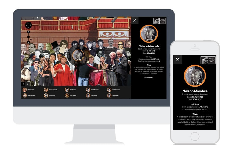 "Royal Albert Hall's ""Peter Blake app"" — 3B Digital - Joomla, Drupal & Open Source marketing experts"