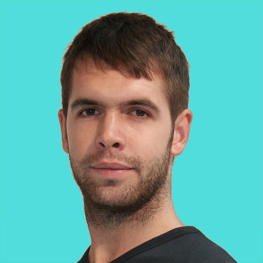 Greg Campbell, UX Designer
