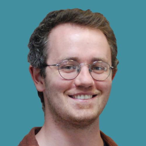Matt Matterson, Junior PHP Developer.