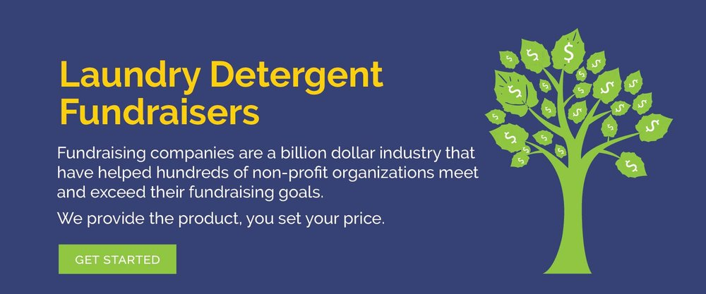 Laundry Detergent Fundraisers