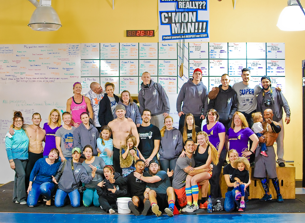 CrossFit Driving Formations