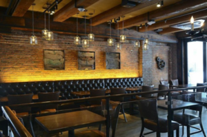 industrial lighting ideas. The Granary Tavern, 170 Milk Street, Boston, MA Industrial Lighting Ideas