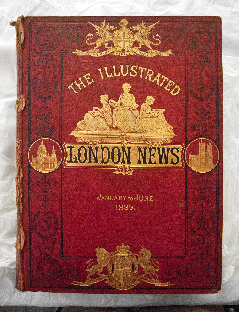 The Illustrated London News 1889