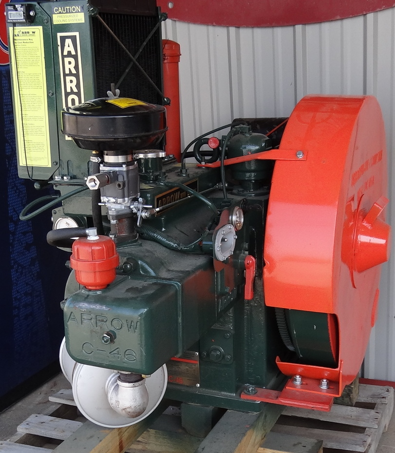 C-SERIES 46 HP ENGINE, NEW.    CALL FOR PRICING AND AVAILABILITY.
