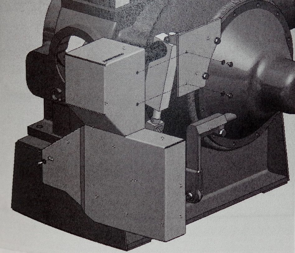 C-46 ACTUATOR WITH COVER.