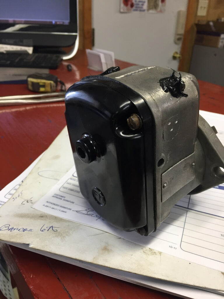 FAIRBANKS &BOSCH MAG REPAIRS - OR THE SUCCESSOR CDI ALSO KNOWN AS ELECTRONIC IGNITION . WHICH IS EXTREMELY RELIABLE AND AFTER YOU INSTALL YOUR FIRST ONE ITS EASYALSO BY THE TIME YOU REBUILD 2 MAGS YOU HAVE PAID FOR THE CDI