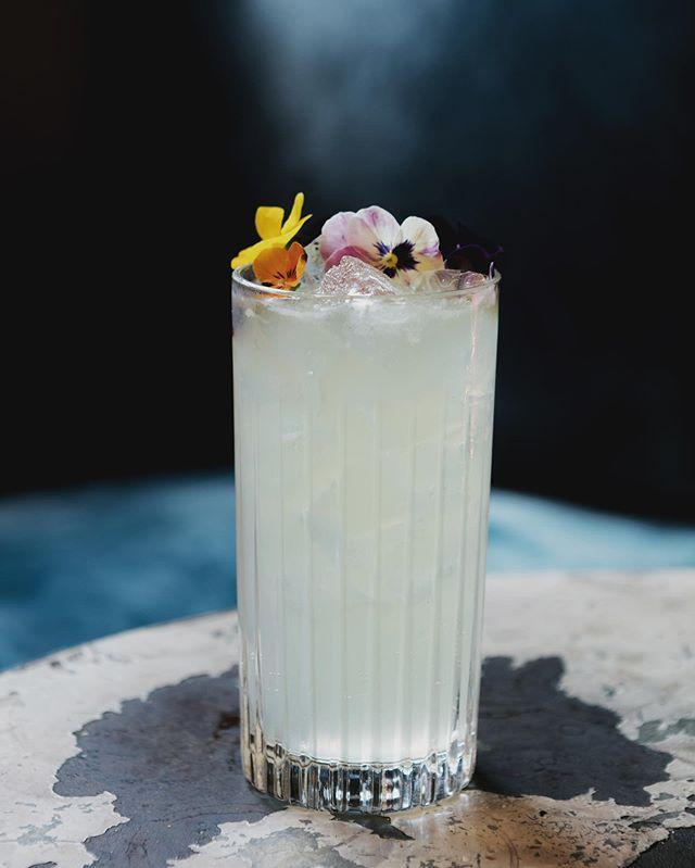The weekend is almost here; celebrate with an Elderflower Paloma with @eljimadortequila Blanco, elderflower, Lemony Lemonade and fresh lime.
