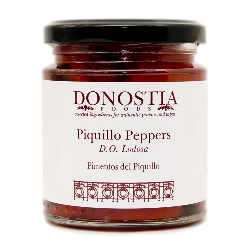 Donostia Foods Piquillo Peppers D.O. Lodosa