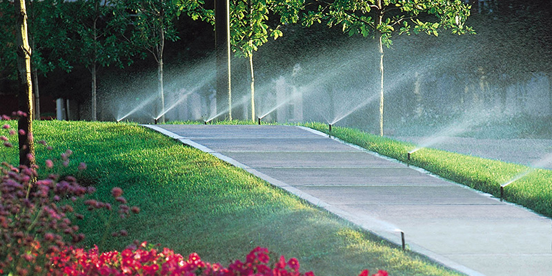 Irrigation System Installation The Woodlands, TX