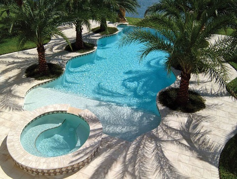 Luxury Pool Finishes Custom Swimming Pool Surfaces
