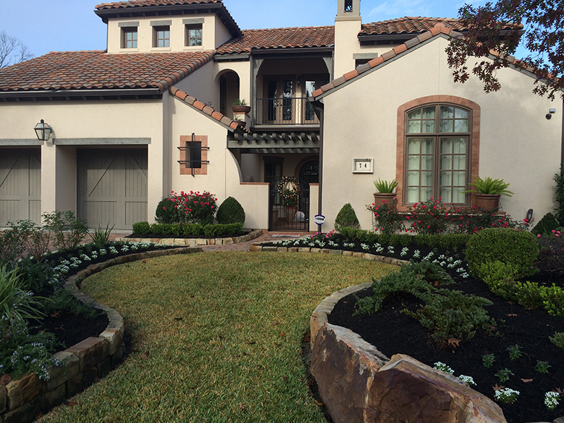 Tuscan-landscape-hacket-stone-borders-moss-rock-boulders-rosemary-juniper-boxwood-roses-desgn-landscaper-lawn-care-landscaping-best-top-ideas-installtion-The-Woodlands-houston-tx-spring-cypress-montgomery.jpg