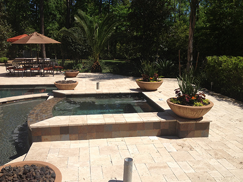 pool-planters-pottery-travertine-pool-deck-pavers-landscape-landscaping-landacpers-pool-builder-the-woodlands,-tx-houston-spring-montgomery-cypress-magnolia-pebble-tec-fire-best-luxury-custom-design.jpg