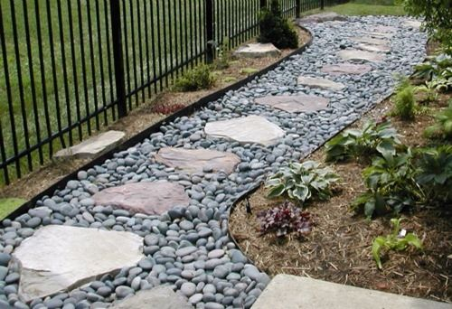 Decorative Yard Drainage : How to fix drainage problems in your yard — envy exteriors