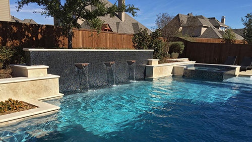 Quality over price envy exteriors for Quality pool design